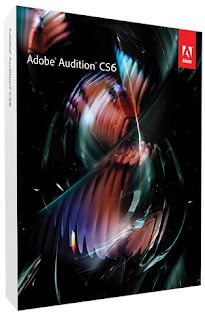 Adobe Audition CS6, BOX, LOGO