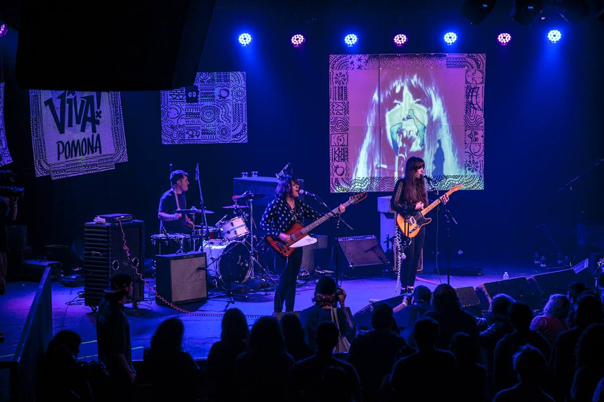 Local bands perform at Viva Pomona
