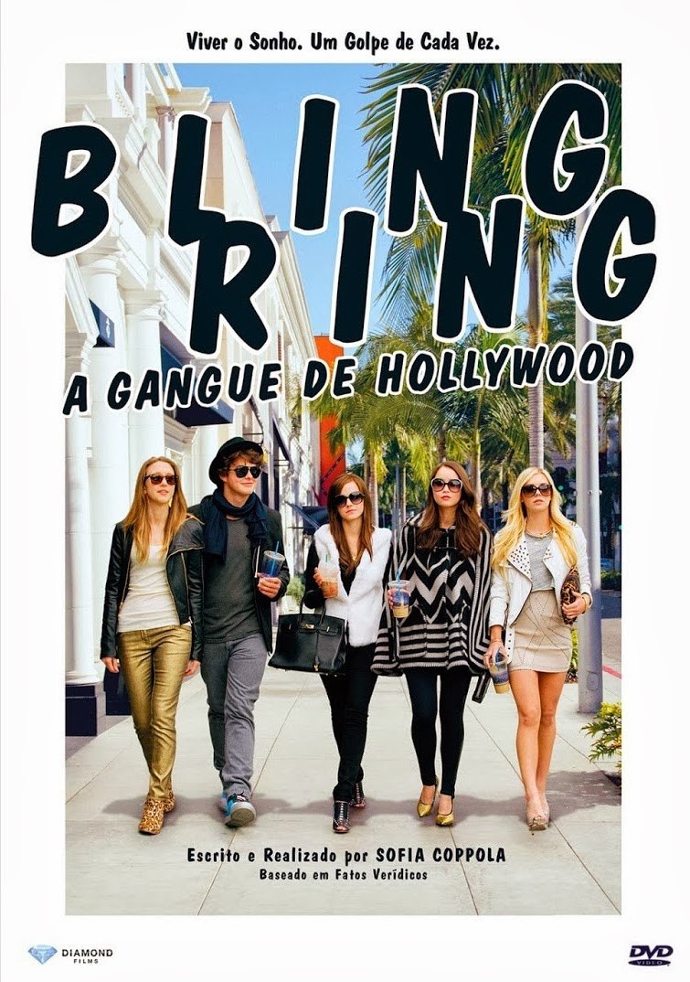 Bling Ring: A Gangue de Hollywood – Dublado (2013)