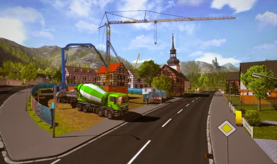 Construction Simulator 2015 Full ISO