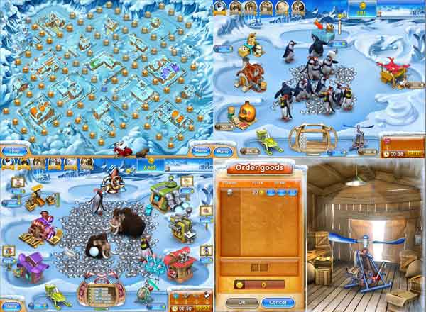 gratis download free Game Farm Frenzy 3: Ice Age