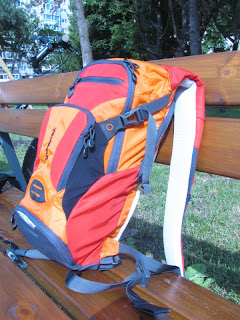 Hydration Pack - Lateral View
