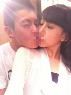 Foto Ciuman Edison Chen dengan Cammi Xie video
