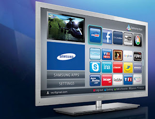 Samsung Presents New Smart TV