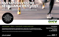 El 31 de diciembre de 2011 será la San Silvestre de Sevilla, inscripciones hasta el 27