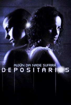 Depositarios (2010) pelicula poster movie
