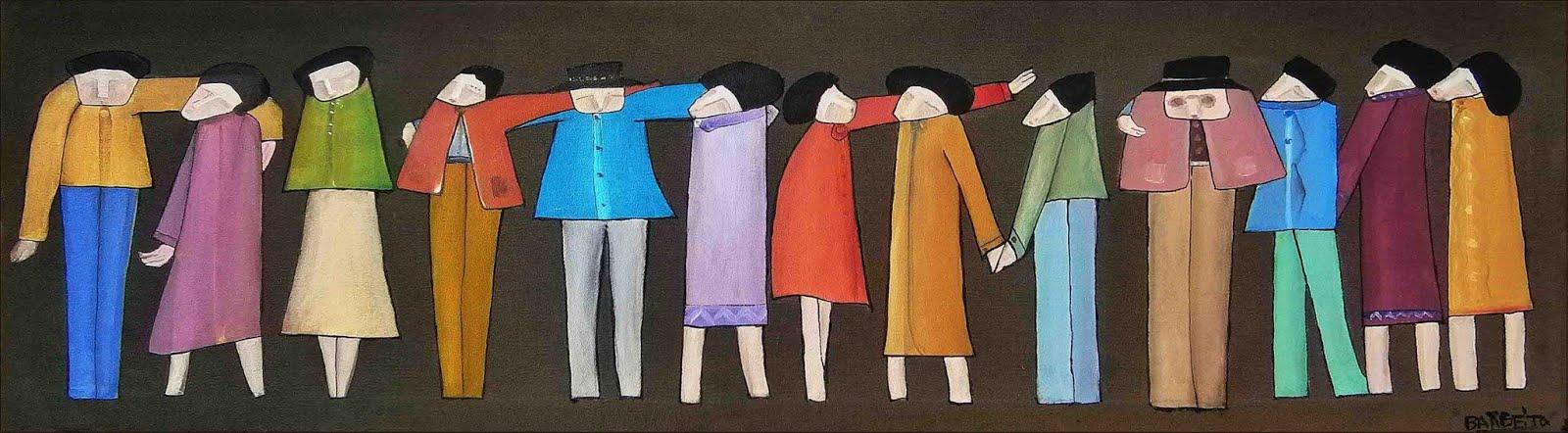 A arte de Daniel Barbieto, Uruguai