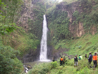 Greening Activity in Curug Sikopel