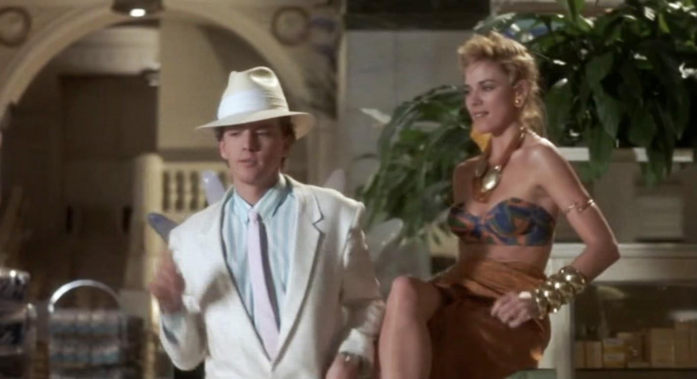 Andrew McCarthy, Kim Katrall, Mannequin 1987, fashion movie
