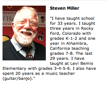 Music teacher of the year essays about life