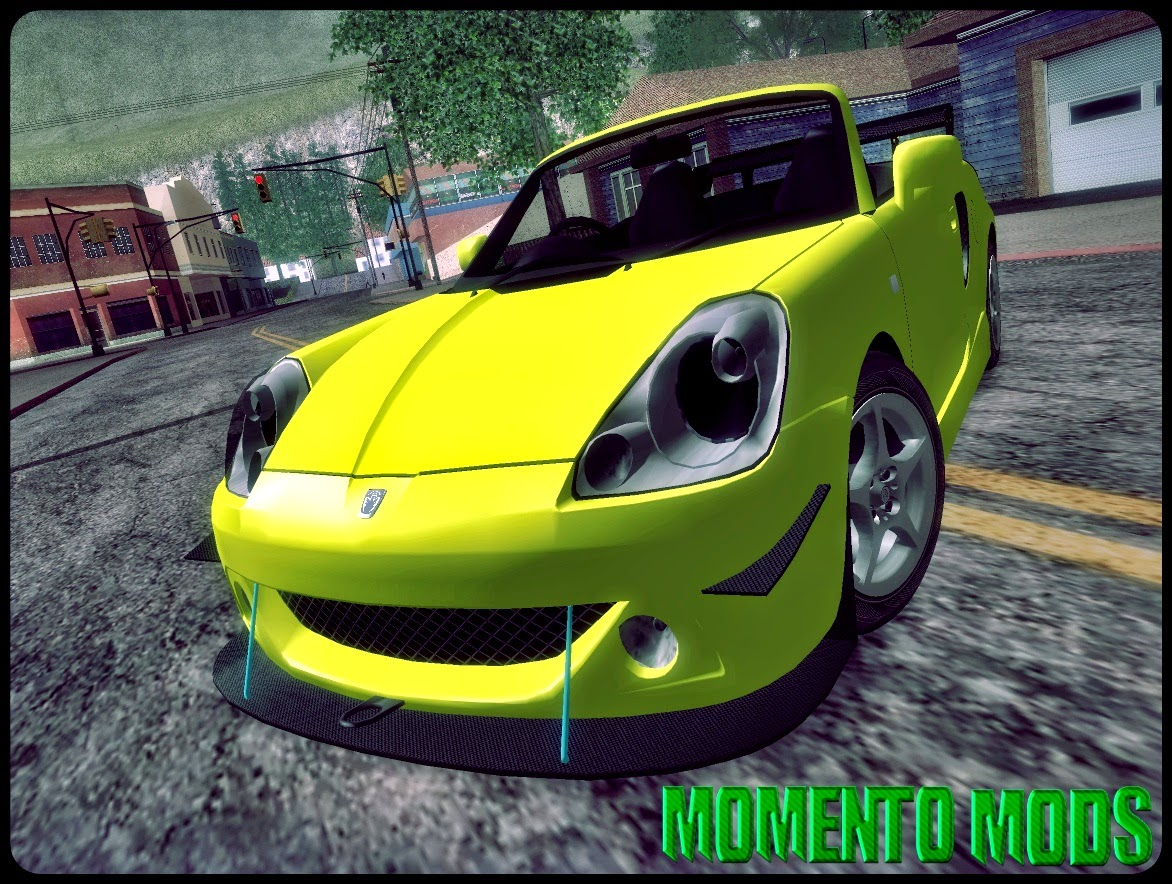 GTA SA - Toyota MR-S 2002