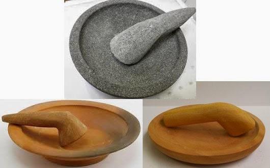 Alat-alat dapur tradisional yang masih digunakan