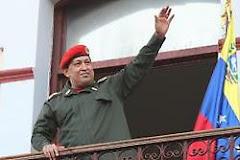 Chavez en campaña