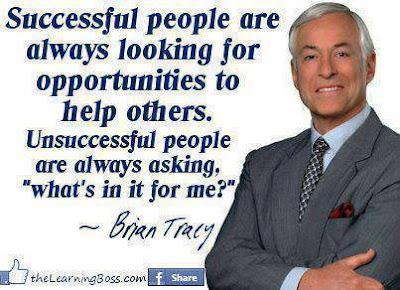 Bí quyết thành công của Brian Tracy
