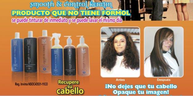Tratamiento Smooth   Control nueva formulación CREMOSA ULTRAPROTEINICA cabellos  con HIGH LIGHT O MUY DECOLORADOS e9994d144ed2