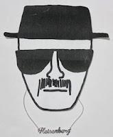 Walter White - Heisenberg Alter Ego