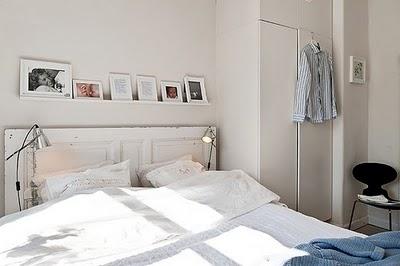 Ideas cabeceros de cama originales aprender hacer - Cabeceros cama caseros ...