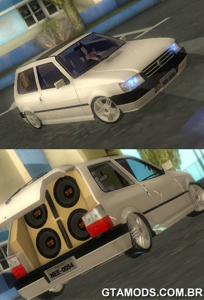 Fiat Uno Fire Economy Edit