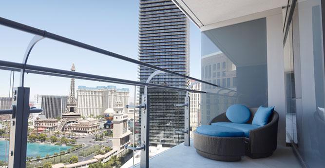The Hopeful Traveler: The Cosmopolitan of Las Vegas: Room Categories