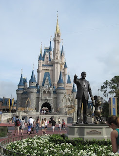 Walt Disney World Magic Kingdom Castle
