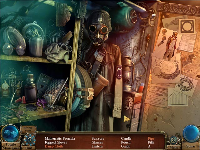 Time Mysteries 3: The Final Enigma Collector's Edition free download