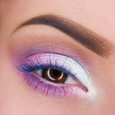 Maquiagem de Candy Color