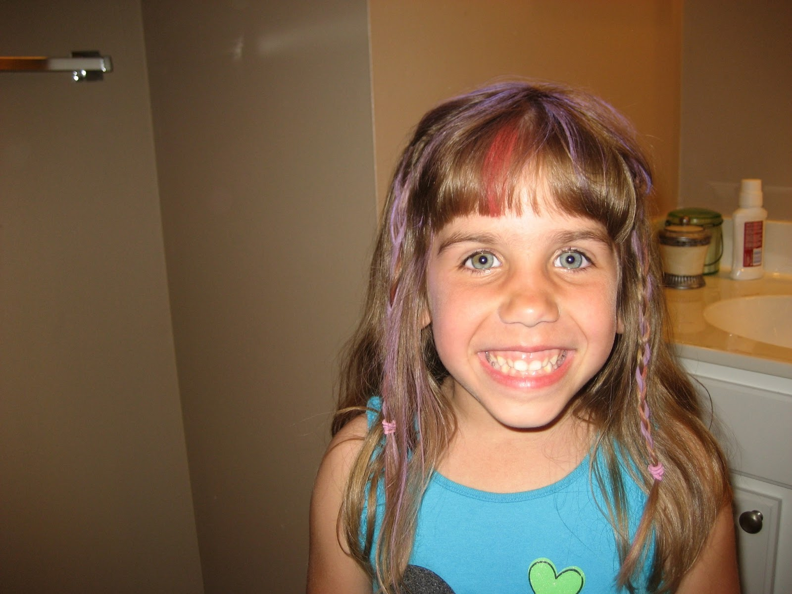 Kids Dying To Do Something Different And Cool With Their Hair Check Out Kisspat Chalk