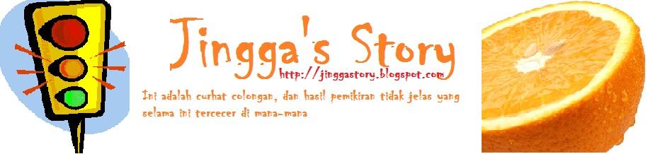 Jingga's story