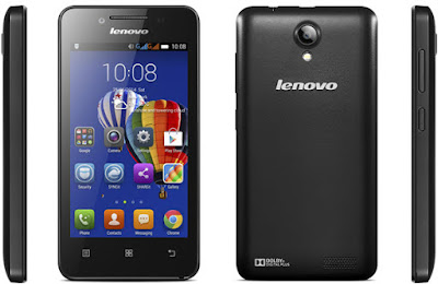 Lenovo RocStar A319 Complete Specs and Features