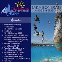 Jelang Ivent Sail Takabonerate 2012