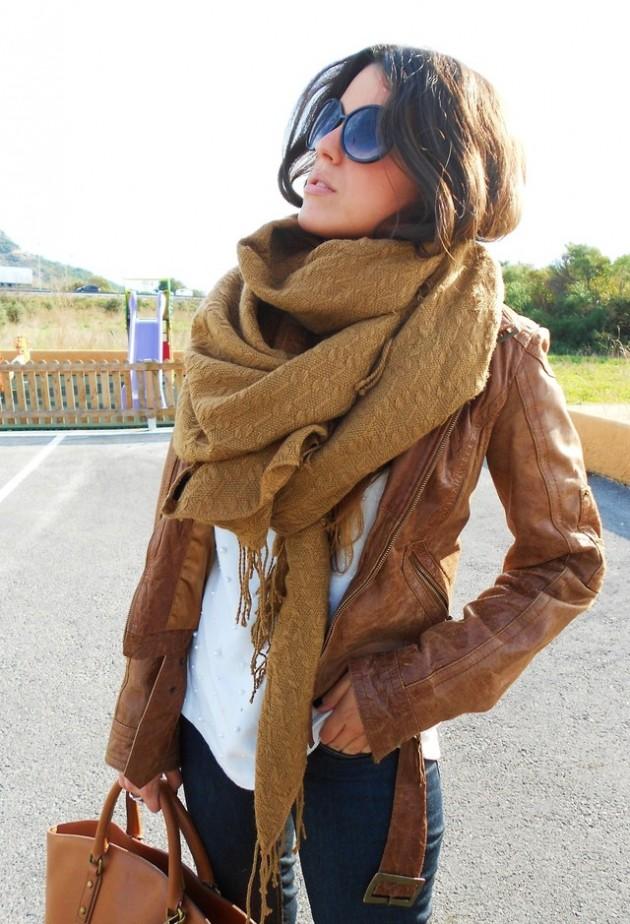 ¿Como usar una chaqueta de cuero? | Combinaciones perfectas