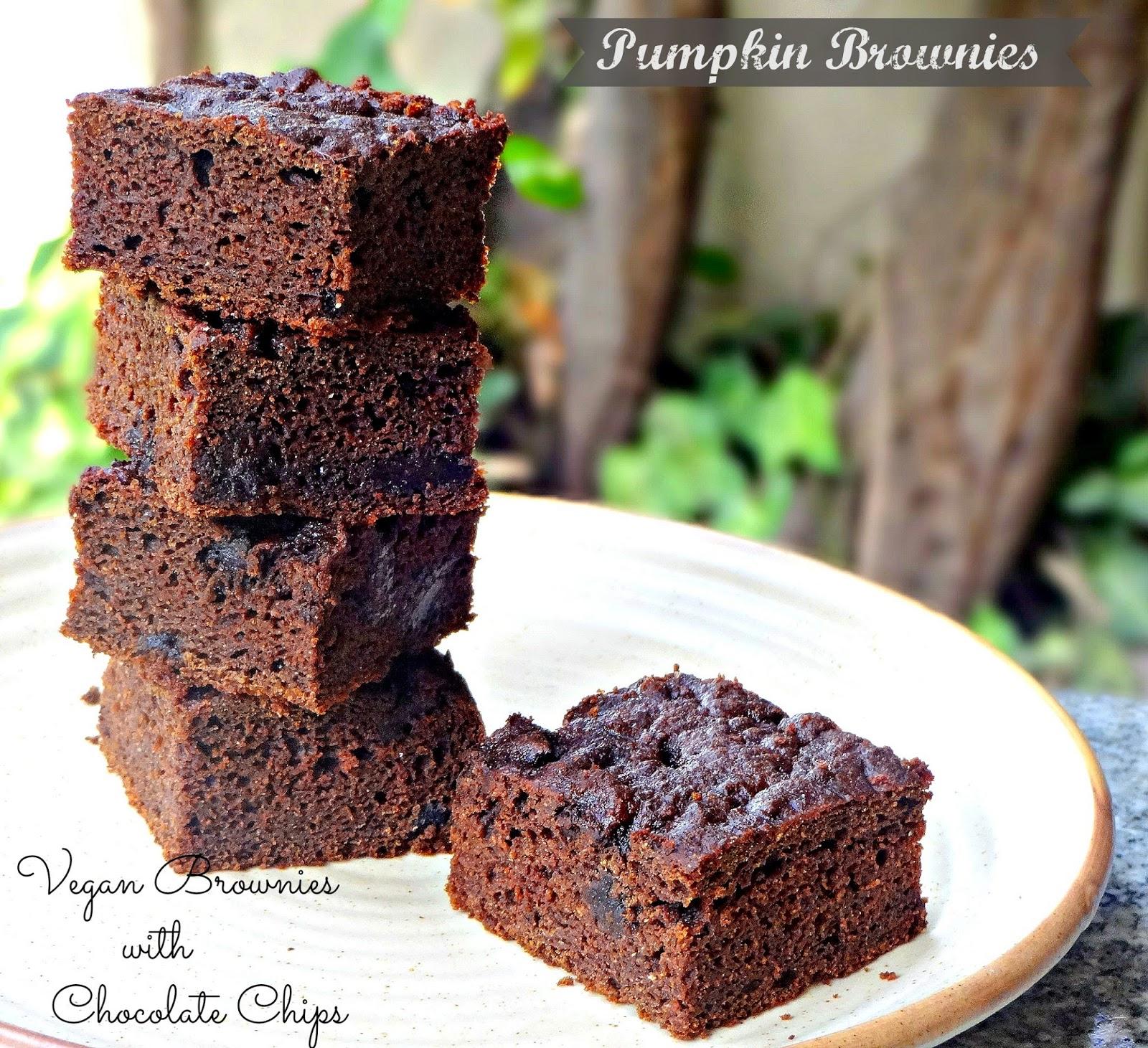 Brownies Pisang Tanpa Telor Eggless Banana Brownies