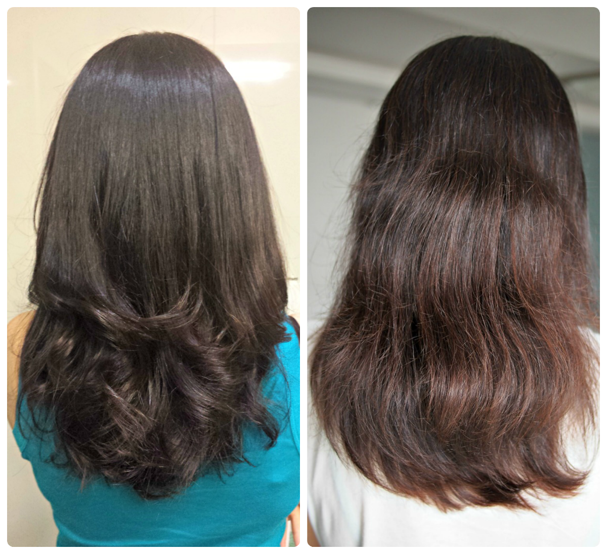 Rozjaśnianie ciemnych włosów - I did it again!