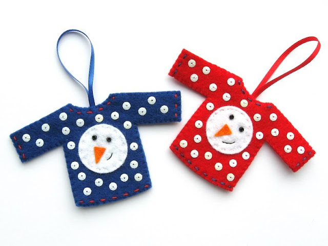 http://bugsandfishes.blogspot.co.uk/2014/11/how-to-felt-christmas-jumper-ornaments.html