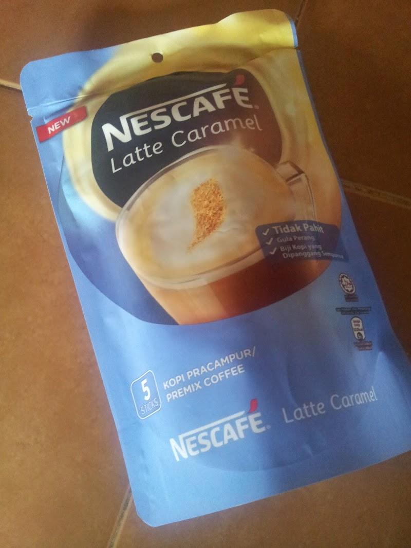 Nescafe Latte Caramel Punya Pasal