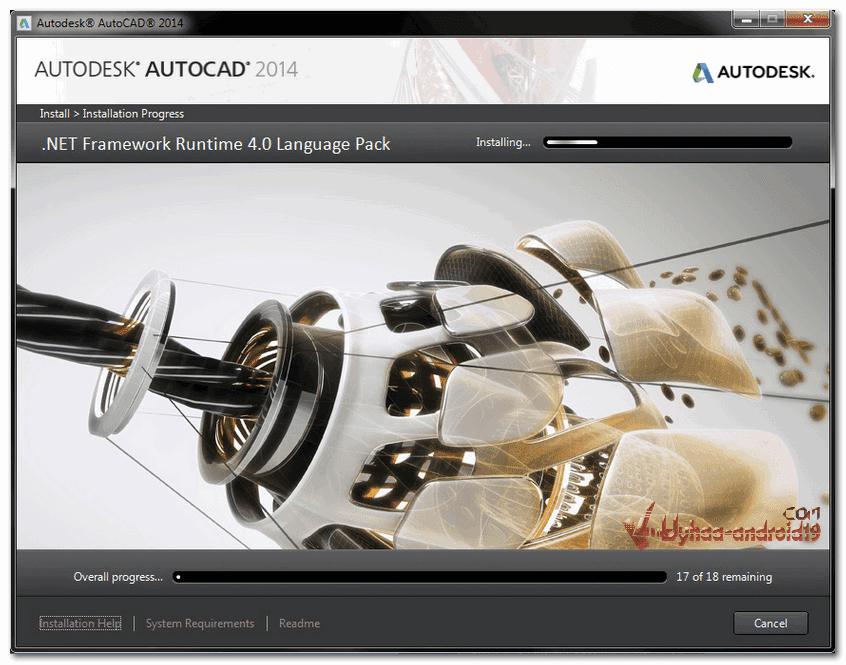 crack autocad 2014 xforce 64 bits