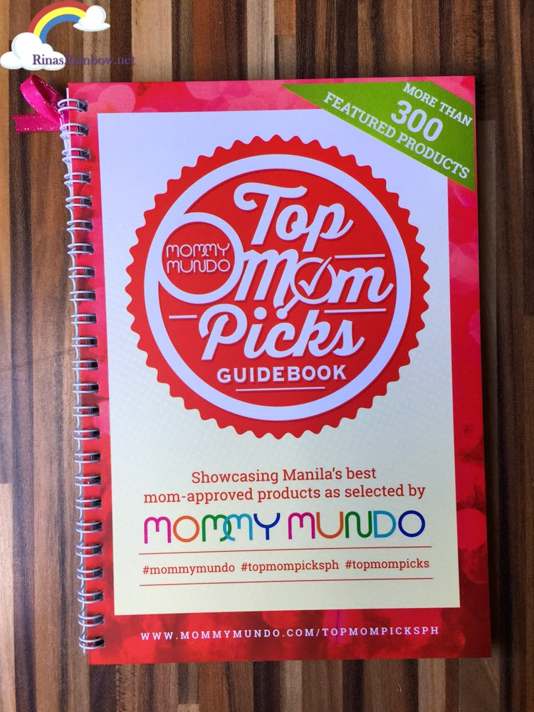 Top Mom Picks Guidebook