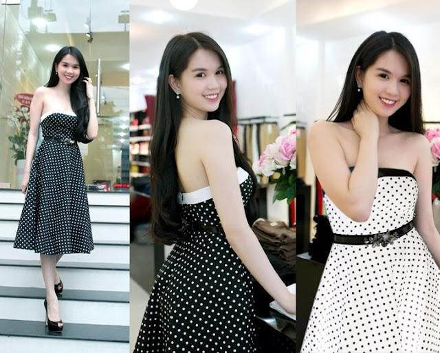 Shop bán sỉ Đầm – Váy hotgirl