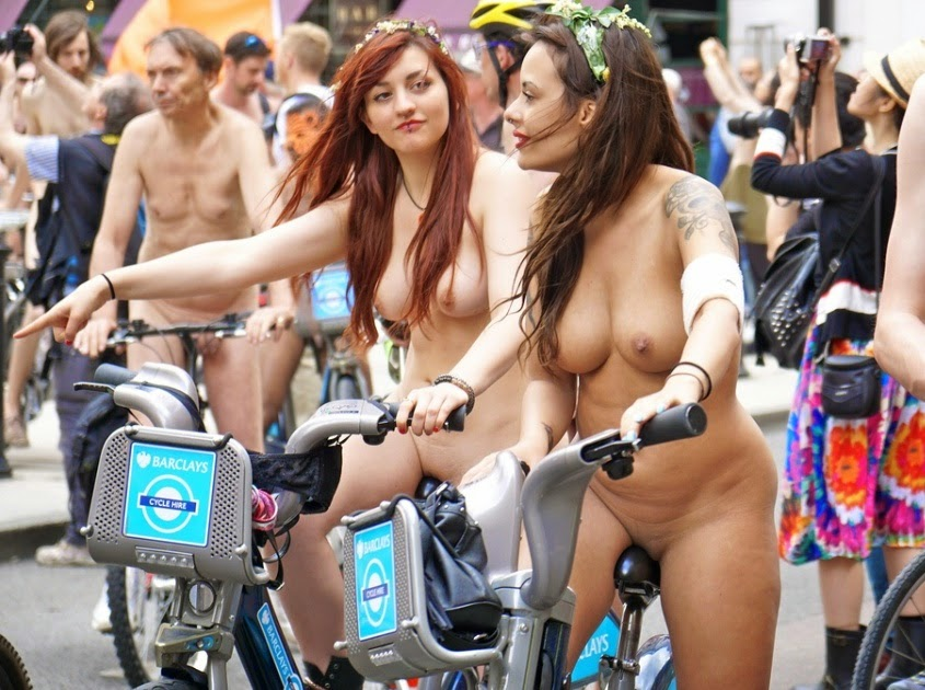 Why World Naked Bike Ride
