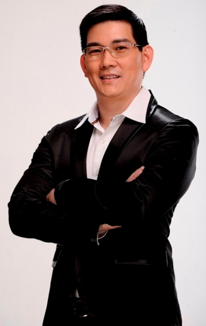 "Sir Chief"" or Richard Lim, a character in ABS-CBN's hit daytime"
