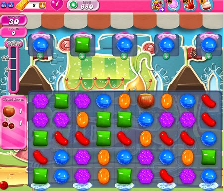Candy Crush Saga 680