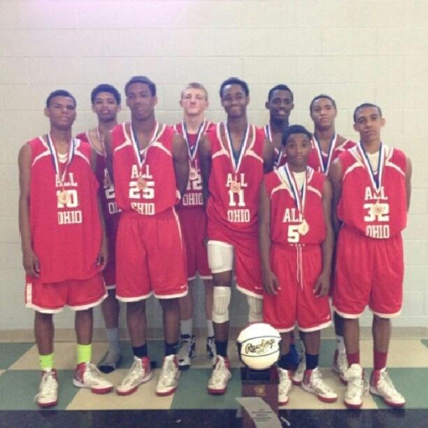 2012 Buckeye Basketball Roster
