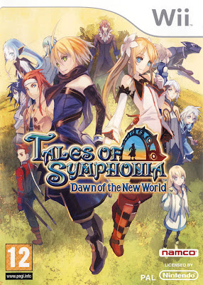 Tales of Symphonia DOTNW Pal Box