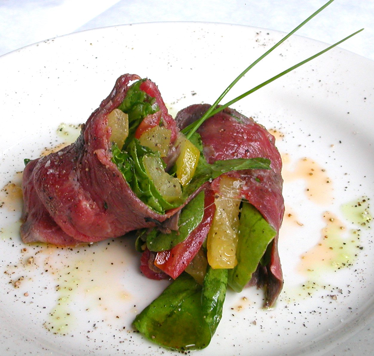 crispy help i sirloin carpaccio as italian style essentially carpaccio