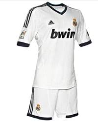 Real Madrid nueva camiseta 2012-2013