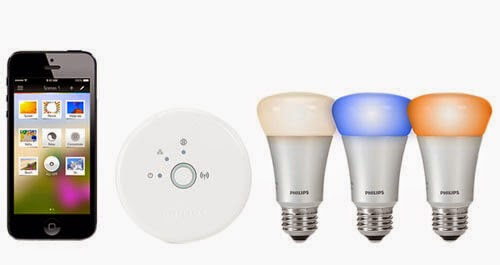 Philips Wireless Bulb Home Security product