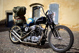 Harley IronHead Chopper