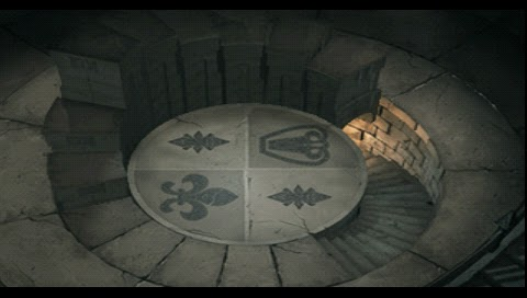 Final Fantasy IX, Stairs