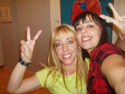 Adela y Tania