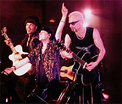 Scorpions MTV Unplugged – Live In Athens CD y DVD